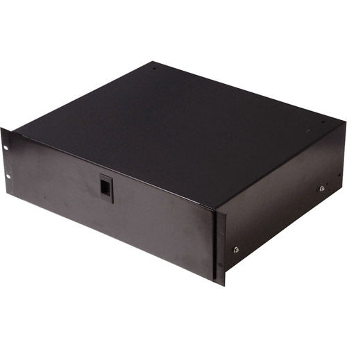 Rackworks 2U Lockable Rack Drawer