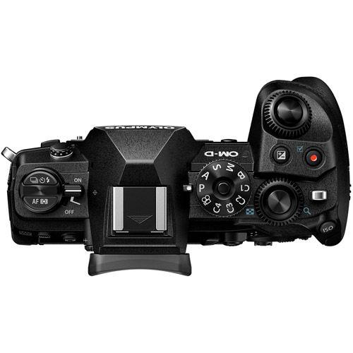 OM-D E-M1 Mark III Mirrorless Kit w/ M.Zuiko ED 12-40mm f/2.8 PRO Lens