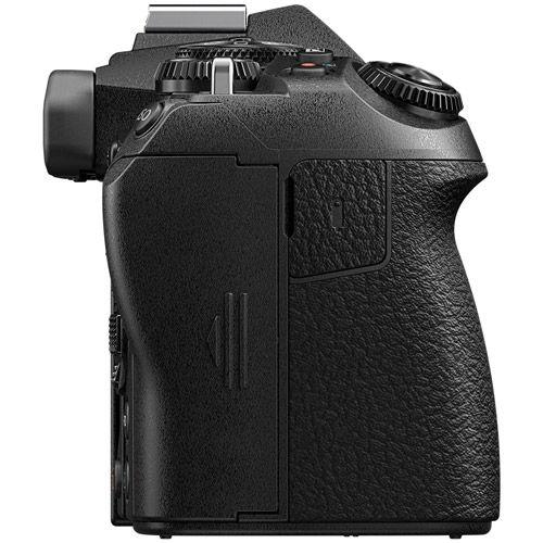 OM-D E-M1 Mark III Mirrorless Kit w/ M.Zuiko ED 12-100mm f/4.0 IS PRO Lens