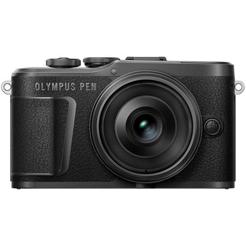 PEN E-PL10 Mirrorless Body Black