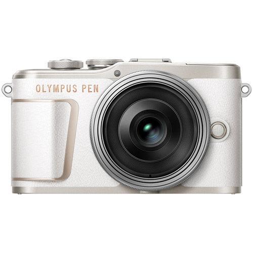 PEN E-PL10 Mirrorless Body White