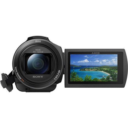 AX43 4K Handycam with Exmor R CMOS Sensor