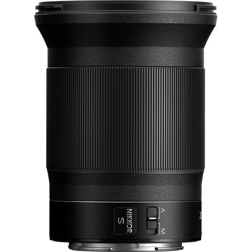 NIKKOR Z 20mm f/1.8 S Lens