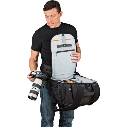 FLIPSIDE 500 AW II Camera Backpack (Black)