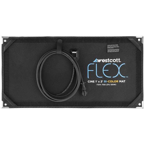Flex Cine Bi-Color 1-Light Gear Kit (1 x 2')