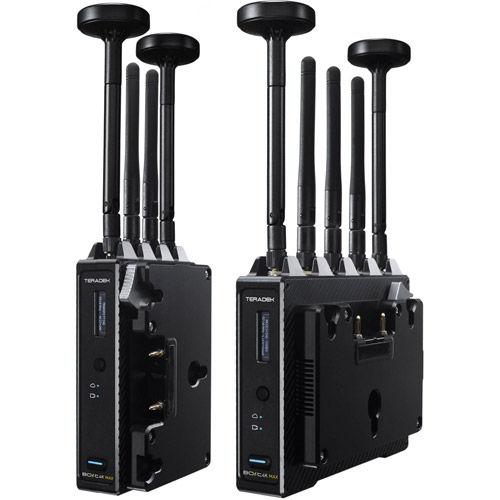 Bolt 4K MAX 12G-SDI/HDMI Wireless TX/RX (Gold Mount)