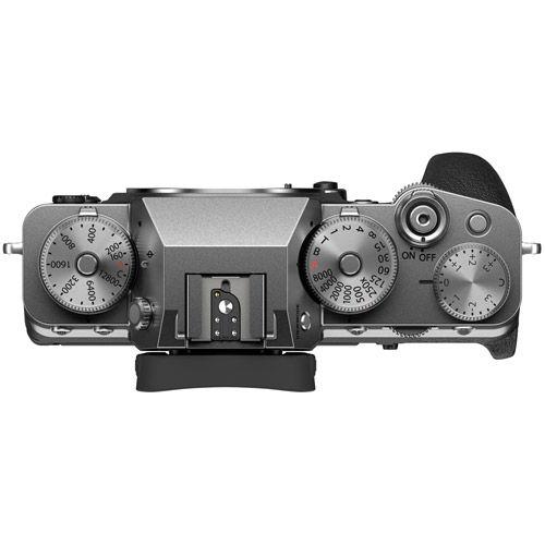 X-T4 Mirrorless Kit Silver w/ XF 18-55mm f/2.8-4.0 R LM OIS Lens