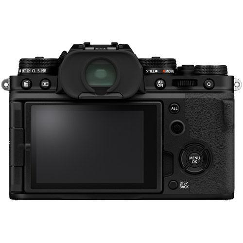 X-T4 Mirrorless Kit Black w/ XF 16-80mm f/4 R OIS WR Lens