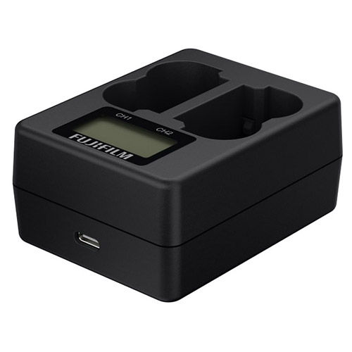Twin Battery Charger for NP-W235