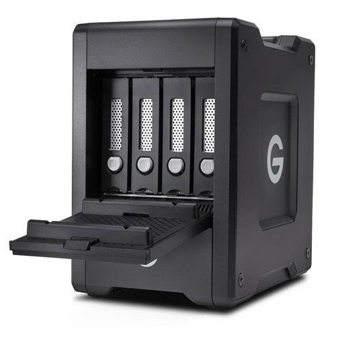 G-SPEED Shuttle 4-Bay Storage System