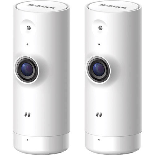 2 Pack Mini HD Wi-Fi Camera; Warranty: 1-Year Limited -Indoor Camera