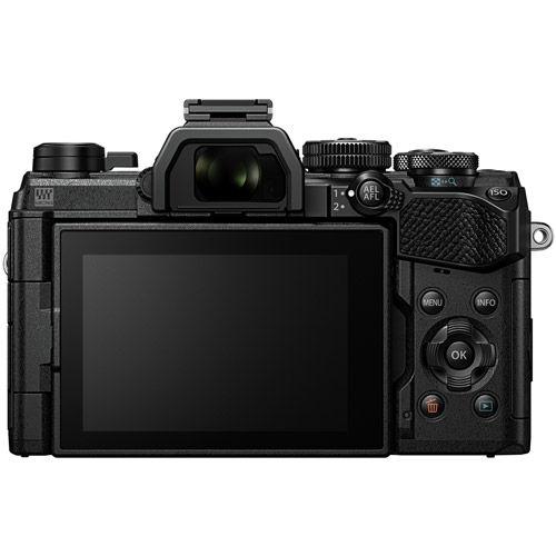 OM-D E-M5 Mark III Mirrorless Kit Black w/ M.Zuiko ED 12-45mm f/4.0 PRO Lens
