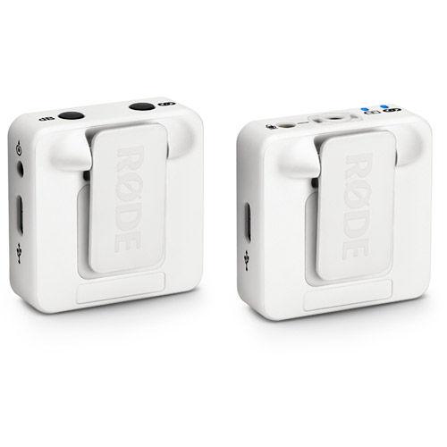 WIRELESS GO Wireless Microphone System - White