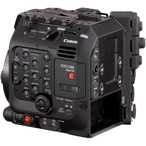 EOS C300 EF Mark III Cinema Camera Body Only