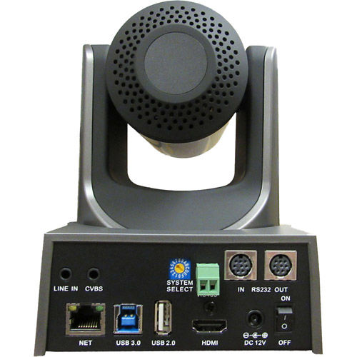 20X-USB-GY-G2 20X Optical Zoom Camera USB 3.0, IP Network RJ45, HDMI, CVBS ,1920 x 1080