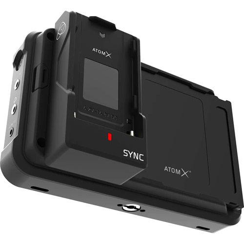 "Ninja V 5"" HDR Monitor - 4K60P ProRes Recorder Bundle with AtomX Sync Modular Expansion"
