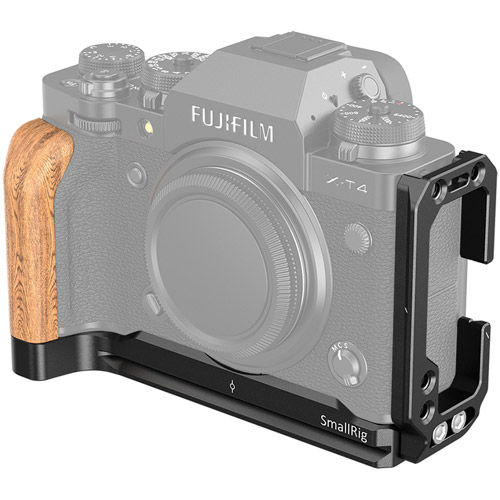 L Bracket for Fujifilm X-T4 Camera LCF2811