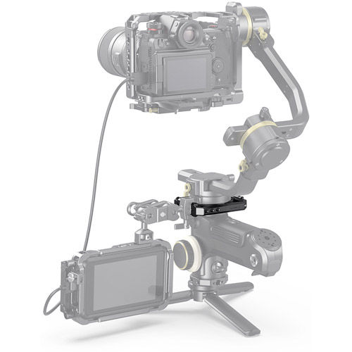 Mounting Clamp for ZHIYUN CRANE 3S Handheld Stabilizer 2853
