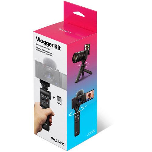 Vlogger Accessory Kit
