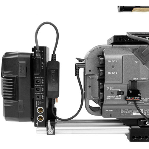 19.5V output D-Tap power cable for Sony FX9