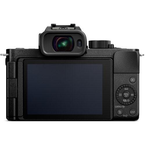 Lumix G100 Kit w/ Lumix G Vario 12-32mm f/3.5-5.6 ASPH Mega OIS Lens