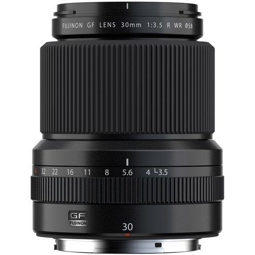 Fujinon GF 30mm f/3.5 R WR Lens