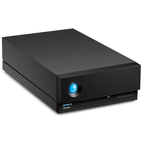 16TB 1 Big Dock Thunderbolt 3 + USB 3.1