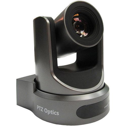 20X-NDI Broadcast and Conference Camera (Gray)