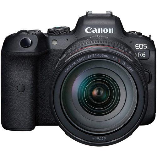 EOS R6 Full Frame Mirrorless Camera Body