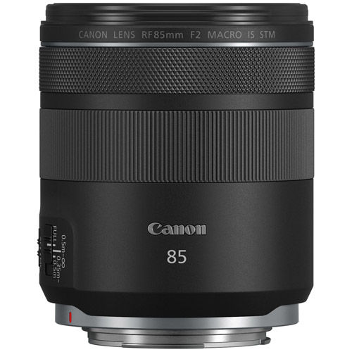 RF 85mm f/2 IS STM Macro Lens