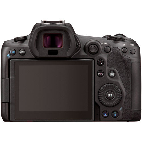 EOS R5 Full Frame Mirrorless Camera Body with RF 24-105mm f4 L IS USM Lens