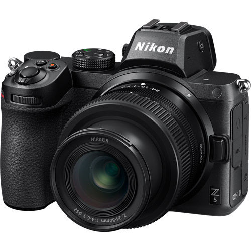 Z5 Mirrorless Kit w/ Nikkor Z 24-50mm f/4-6.3 Lens