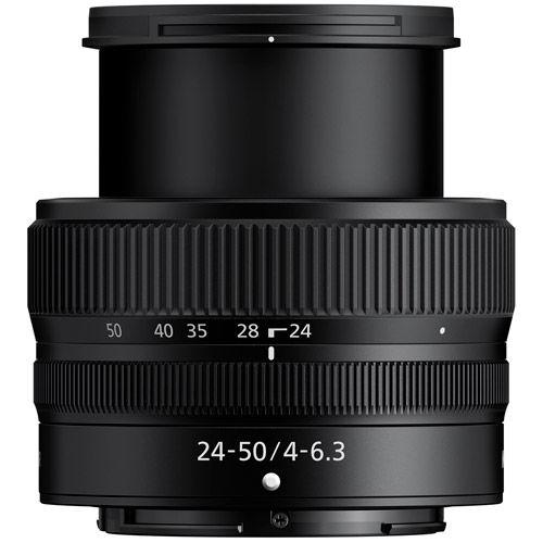 NIKKOR Z 24-50mm f/4-6.3 Lens