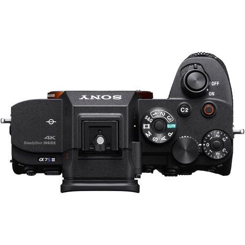 Alpha A7SIII Mirrorless Body