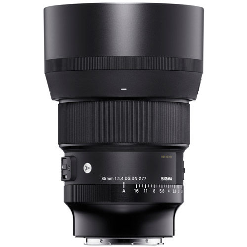 85mm f/1.4 DG DN HSM Art Lens for Sony E-Mount