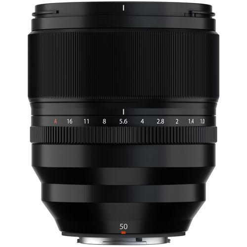 Fujinon XF 50mm f/1.0 R WR Lens