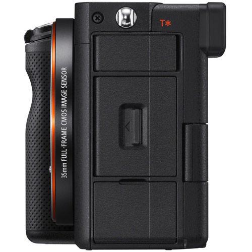 Alpha A7C Mirrorless Kit Black w/ FE 28-60mm f/4.0-5.6 Lens
