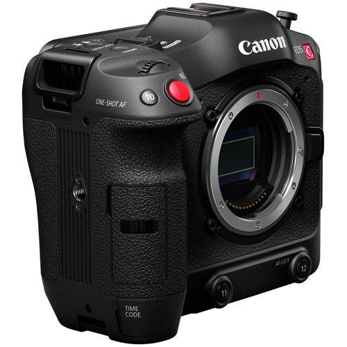 EOS C70 Cinema Camera RFMount,Super35