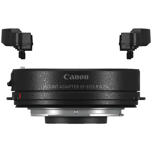 EF-EOSR0.71X Mount Adapter for EOS C70 with EF lenses(0.71X)
