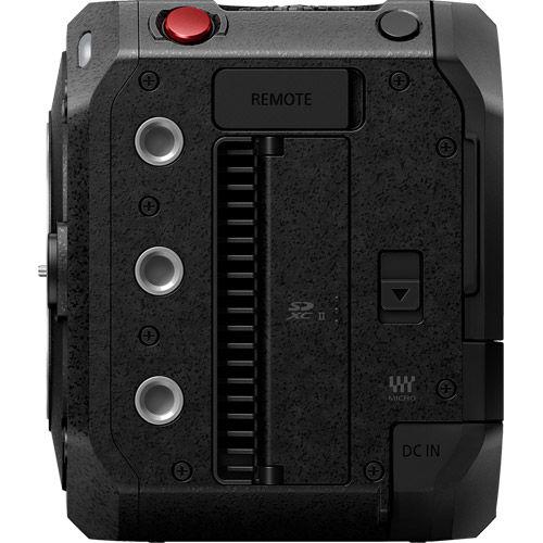 Lumix BG-H1 4K Cinema Camera