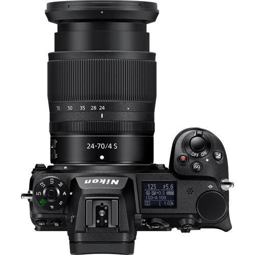 Z6II Mirrorless Body