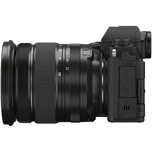 X-S10 Mirrorless Kit Black w/XF 16-80mm f/4 R OIS WR Lens