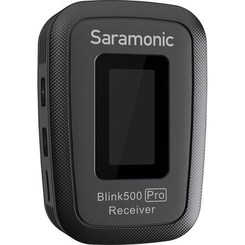 Blink 500 PRO B2 Kit 3.5mm 2.4G 1x Dual RX, 2 x TX 2x Lav Mic