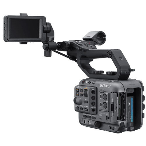 FX6V Cinema Line Full-frame Camera (Body Only)