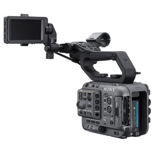 FX6VK Cinema Line Full-frame Camera and FE 24-105mm  F4 G Kit Lens