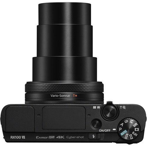 Cyber-Shot DSC-RX100 VII w/ VCT-SGR1 Shooting Grip