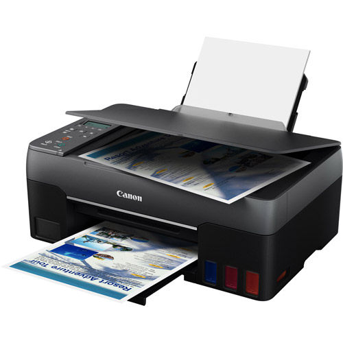 PIXMA G3260 Wireless MegaTank All-in-One Printer (Black)
