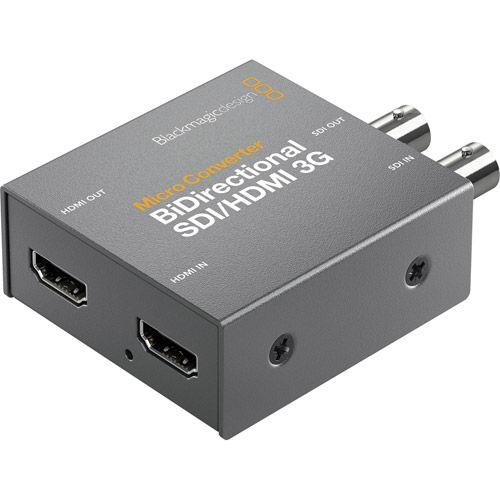 Micro Converter SDI/HDMI BiDirectional 3G  w/Power Supply