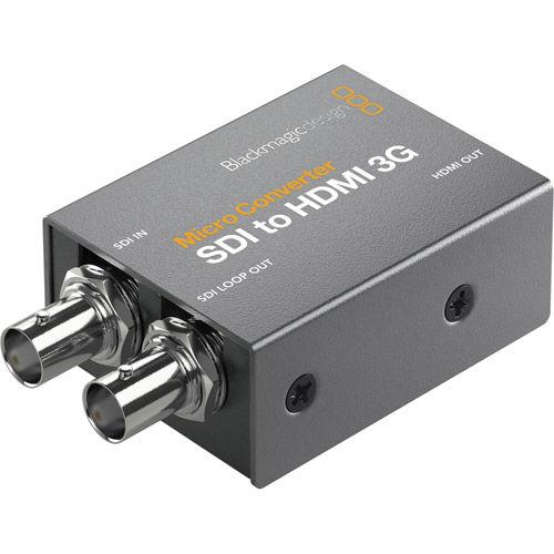 Micro Converter SDI to HDMI 3G - No Power Supply