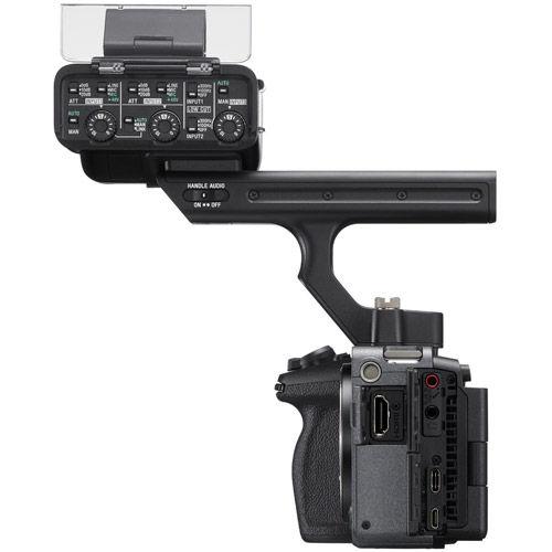 Alpha FX3 Cinema Camera